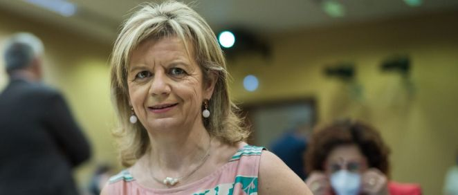 Elvira Velasco, portavoz de Sanidad del PP en el Congreso (Foto: Flickr GPP)