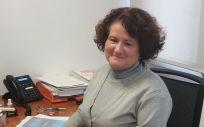 Inmaculada Mediavilla, presidenta de la SECA (Foto. ConSalud)