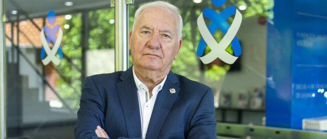 Florentino Pérez Raya (Foto. ConSalud)