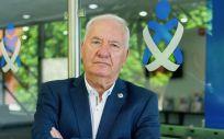El presidente del Consejo General de Enfermería de España, Florentino Pérez Raya