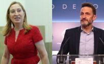 Ana Pastor y Edmundo Bal, diputados de PP y Ciudadanos respectivamente (Foto: ConSalud)