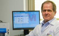 Dr. Juan Berenguer, uno de los investigadores principales y médico del Servicio de Enfermedades Infecciosas del Hospital Gregorio Marañón.