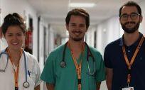 Parte del equipo investigador del Hospital Universitario Ramón y Cajal que ha participado en el estudio (Foto. ConSalud)