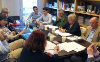Imagen de archivo de una reunión del Foro de la Profesión Médica (Foto: CESM)