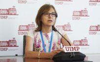 La directora del Centro de Epidemiología del Instituto de Salud Carlos III y coordinadora del estudio de seroprevalencia del Covid 19, Marina Pollán (Foto. EP)