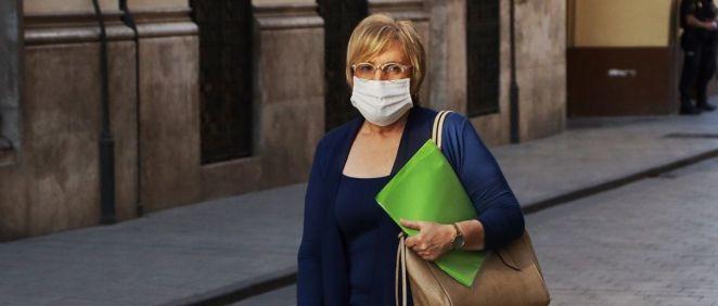 La consejera de Sanidad de la Comunidad Valenciana, Ana Barceló (Foto. EP)