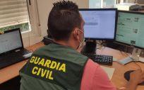 Remitiendo Nota De Prensa (Foto. GUARDIA CIVIL  EP)