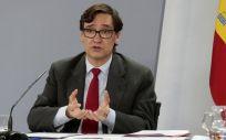 Salvador Illa, ministro de Sanidad (Foto: Pool Moncloa / José María Cuadrado)