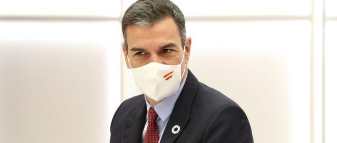 El presidente del Gobierno y líder del PSOE, Pedro Sánchez. (Foto. @PSOE)