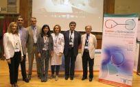"""Grupo de ponentes de la """"Gestión y Optimización de recursos y resultados en reproducción asistida"""""""