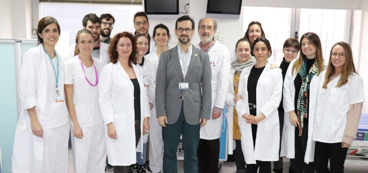 Grupo de la UCICEC (Foto. EP)