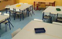 Aula escolar (Foto. Europa Press)