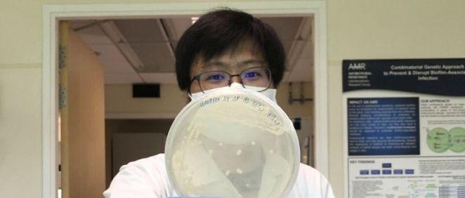 Uno de los investigadores involucrados (Foto. MIT)