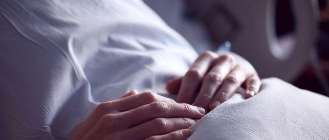 Una paciente ingresada en un hospital. (Foto. Unsplash)