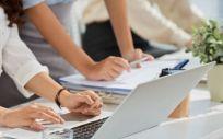 Personas trabajando en una oficina (Foto. Freepik)
