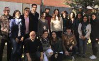 Grupo de investigadores (Foto. ConSalud)