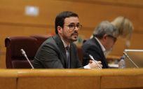 El ministro de Consumo, Alberto Garzón. (Foto. @consumogob)