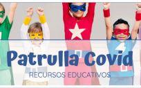 Imagen de la web Patrulla Covid del Colegio Oficial de Enfermería de Navarra.