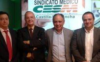 Comité ejecutivo de CESM Castilla La Mancha. (Foto. CESM CLM)
