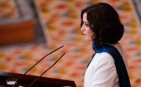 Isabel Díaz Ayuso, presidenta de la Comunidad de Madrid (Foto: @IdiazAyuso)