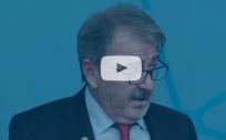 El doctor Moldoaldo Garrido, durante su intervención (Foto. ConSalud.es)
