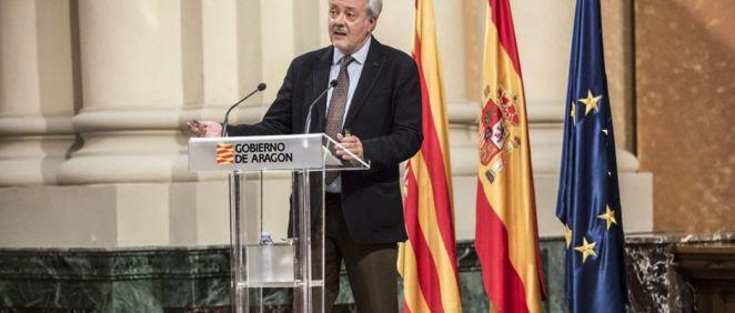 Luis Callén, director gerente del Hospital Miguel Servet de Zaragoza