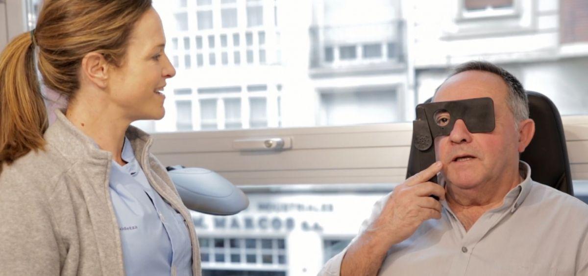 Paciente en consulta (Foto. Mucho por Ver)