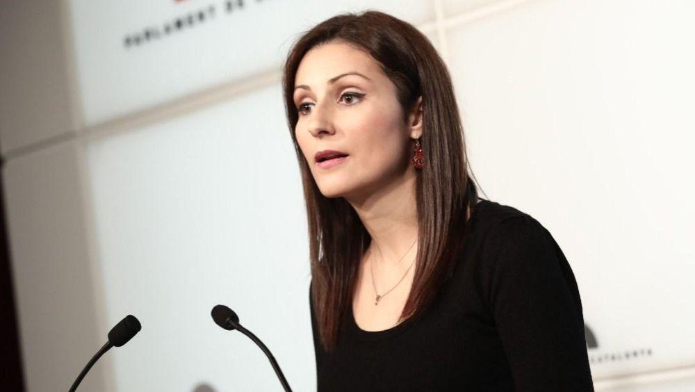 Lorena Roldán, portavoz de Ciudadanos en el Senado (Foto: Flickr Ciutadans)