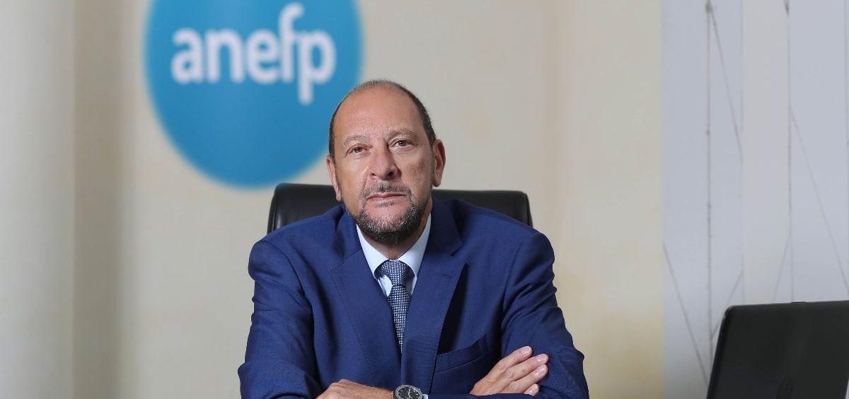 Alberto Bueno, presidente de la Asociación para el Autocuidado de la Salud (anefp)