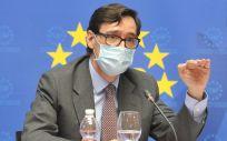 Salvador Illa, ministro de Sanidad (Foto: @salvadorilla)