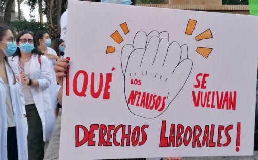 Huelga MIR: Los residentes de Castilla y León llegan a un principio de acuerdo con el Sacyl