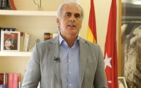 Enrique Ruiz Escudero, consejero de Sanidad de la Comunidad de Madrid (Foto: Consejería de Sanidad)