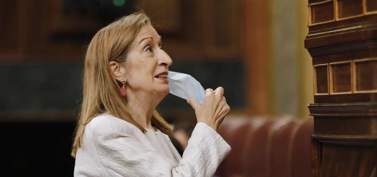 La vicepresidenta segunda del Congreso y diputada del PP, Ana Pastor (Foto: J. Hellín - Europa Press)