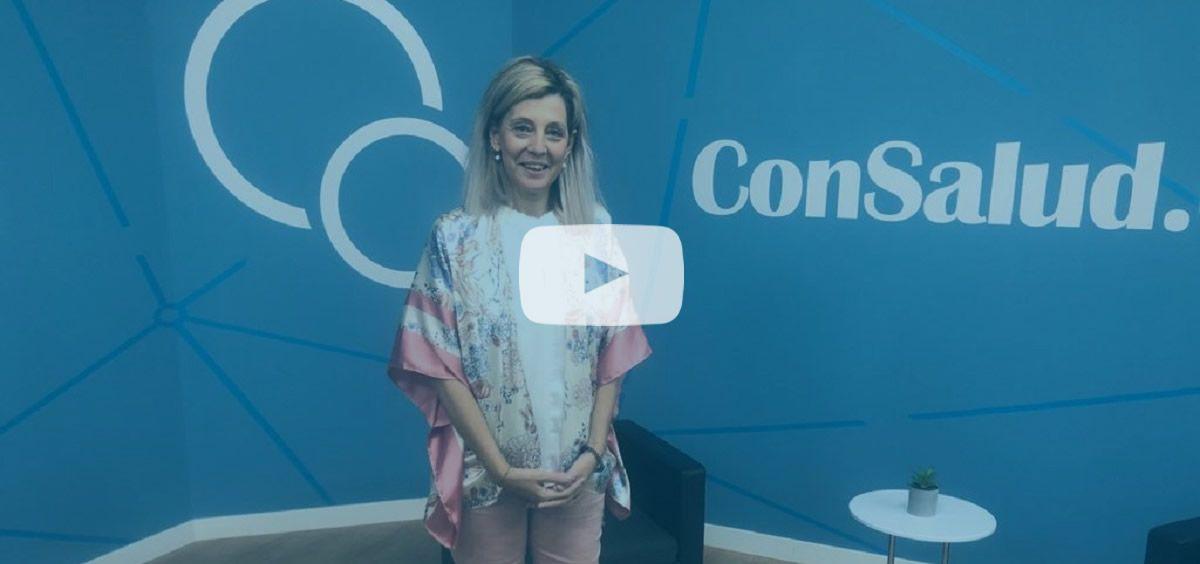 Eva Pérez Bech, presidenta de la FNETH (Vídeo)