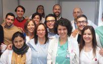 Servicio de Urología del HUF (Foto. HUF)