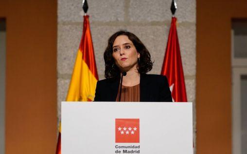 Madrid anuncia la restricción de movilidad en 37 áreas para frenar el coronavirus
