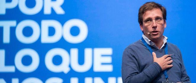 José Luis Martínez-Almeida, alcalde de Madrid (Foto: Flickr PP)