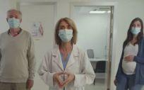 Captura de pantalla de la campaña 'Yo me vacuno' del Ministerio de Sanidad (Foto: @sanidadgob)