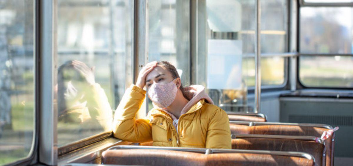 Los españoles consideran el transporte público como uno de los espacios más peligrosos (Foto. Freepik)
