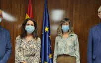 La Secretaria de Estado de Sanidad inicia una ronda de contactos con colectivos profesionales.