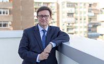 El Dr. Andrés Cervantes, director general y científico del Instituto de Investigación Sanitaria INCL