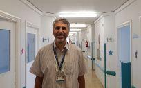 El doctor Pablo Rojo, pediatra del Hospital Universitario 12 de Octubre