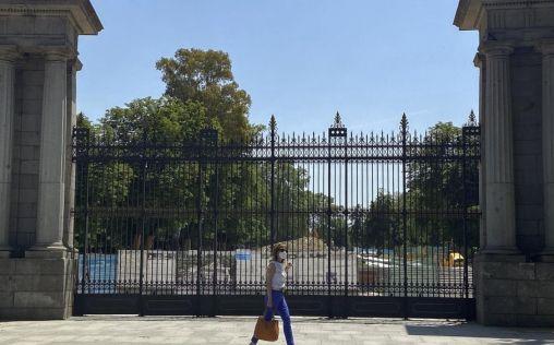 Madrid no cerrará por ahora todos los parques de la capital