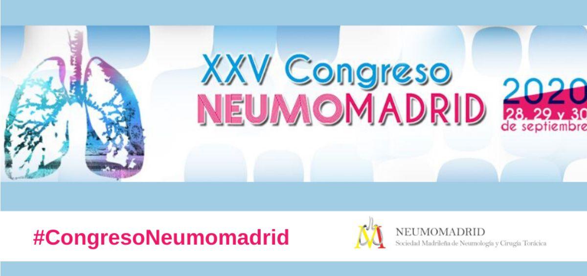 El XXV Congreso Neumomadrid se celebrará los próximos 28, 29 y 30 de septiembre (Foto. Neumomadrid)
