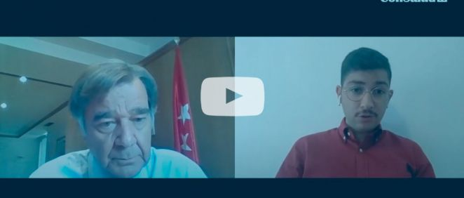 ConSalud.TV entrevista a Luis González, presidente del Colegio Oficial de Farmacéuticos de Madrid (COFM)