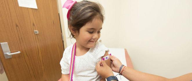 Paciente en consulta de Pediatría. (Foto. Unsplash)