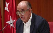 El viceconsejero de Salud Pública y Plan Covid 19, Antonio Zapatero (Foto. EP  E. Parra. POOL)