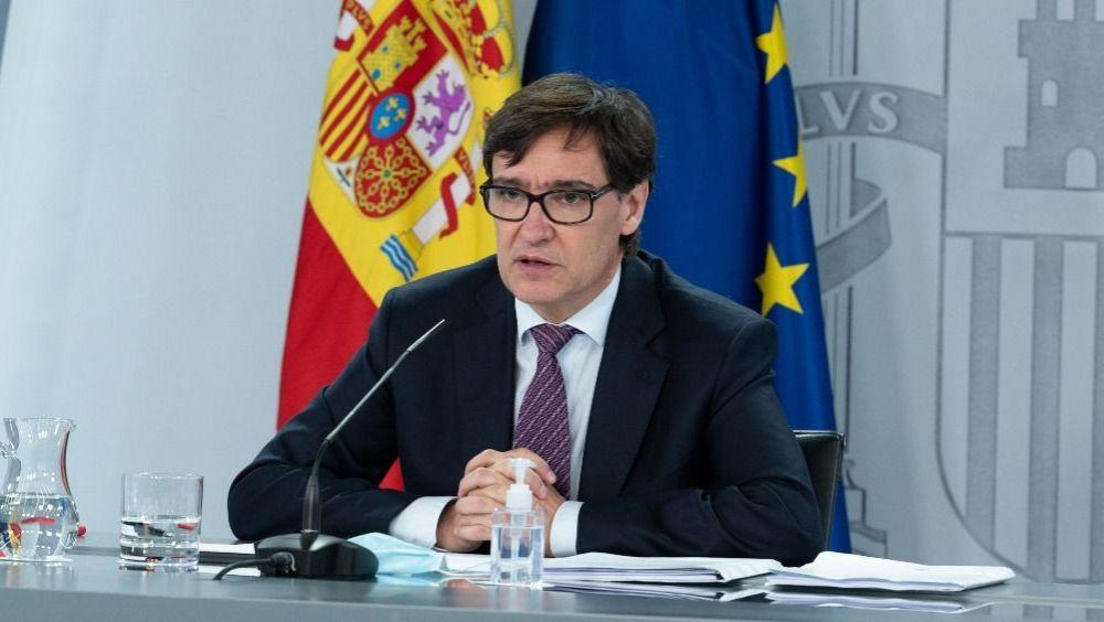 Salvador Illa, ministro de Sanidad (Foto: Pool Moncloa / Borja Puig de la Bellacasa)