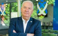 El presidente del Consejo General de Enfermería, Florentino Pérez (Foto. CGE)