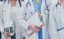 Profesionales sanitarios (Foto. Hospital Universitario de Fuenlabrada)